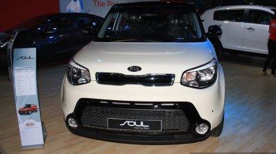 2014 Kia Soul Showcased At The 2014 Nepal Auto Show