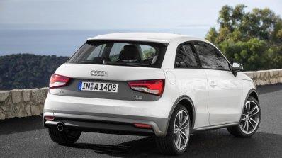 Audi A1 Active Kit rear