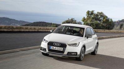 Audi A1 active kit motion