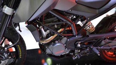 KTM Duke 200 Custom showcased at Thailand