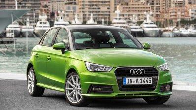 Audi A1 Sportback front three quarter