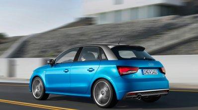 Audi A1 Sportback rear motion tracking