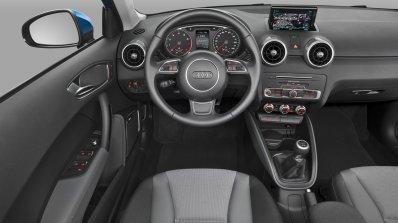 Audi A1 Sportback interior