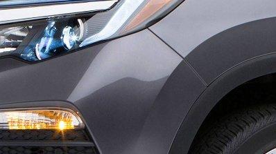 2016 Honda Pilot headlamp image teaser