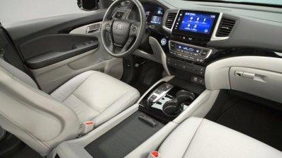 2016 Honda Pilot interior press shots