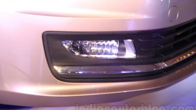 2015 VW Vento facelift foglight