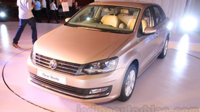 2015 VW Vento facelift launched
