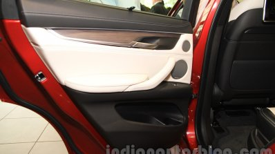2015 BMW X6 door insert India