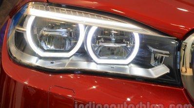 2015 BMW X6 headlight India