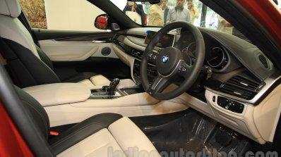 2015 BMW X6 interior India