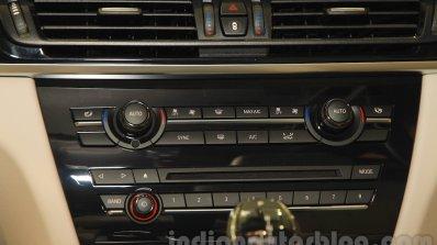 2015 BMW X6 music system India