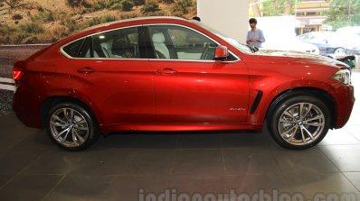 2015 BMW X6 profile India