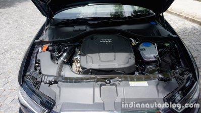 Audi A6 Matrix TDI engine review