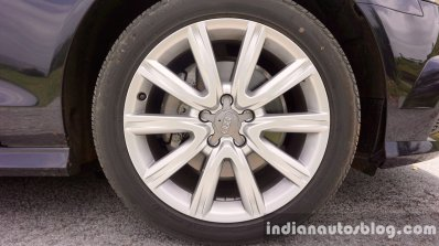 Audi A6 Matrix alloy wheel design review