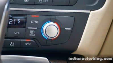 Audi A6 Matrix auto AC switchgear review