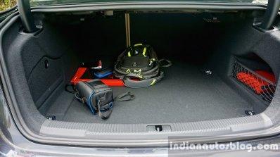 Audi A6 Matrix boot space review