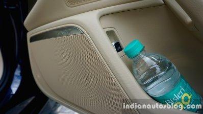 Audi A6 Matrix bottle holder review