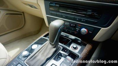 Audi A6 Matrix center console review