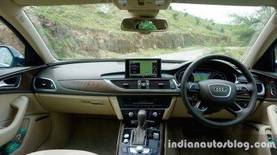 Audi A6 Matrix dashboard review