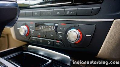 Audi A6 Matrix dual zone air conditioner review