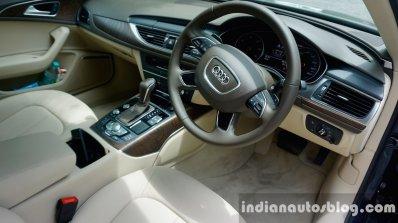 Audi A6 Matrix interior review