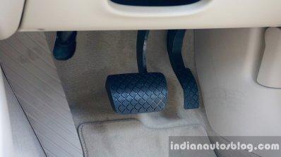 Audi A6 Matrix pedals review