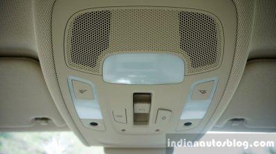 Audi A6 Matrix roof lamp review