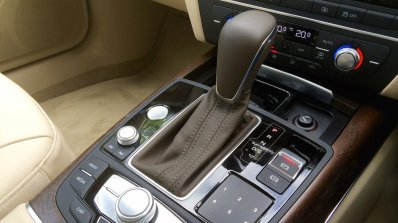 Audi A6 Matrix selector and MMI joystick review