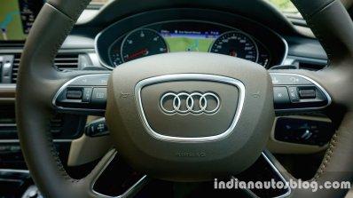 Audi A6 Matrix steering review