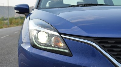 Maruti Baleno Diesel headlamp Review