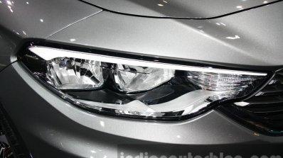 Fiat Tipo headlight at the 2015 Dubai Motor Show