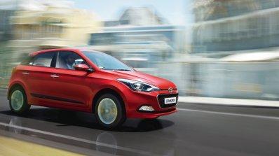 2016 Hyundai Elite i20 front three quarter (1) unveiled