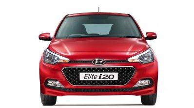 2016 Hyundai Elite i20 front unveiled
