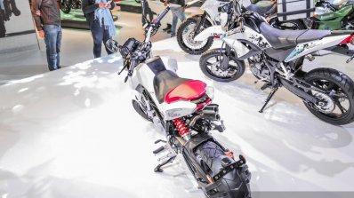 Benelli Tornado Naked T-135 top at Auto Expo 2016
