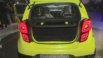 Chevrolet Beat Activ boot at 2016 Auto Expo