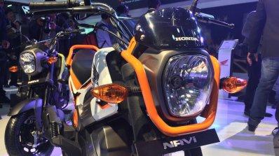 Honda Navi headlight at Auto Expo 2016