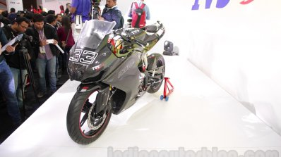 TVS Akula 310 Racing Concept fairing at Auto Expo 2016