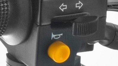 TVS XL 100 horn indicator button