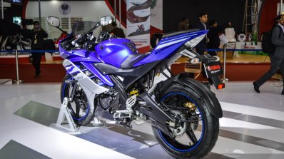 Yamaha R15 Special Edition leaked in Indonesia