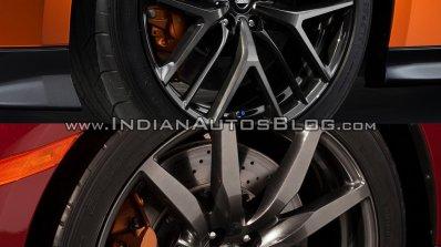 2017 Nissan GT-R vs 2015 Nissan GT-R wheels