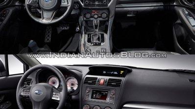 2017 Subaru Impreza Sedan Vs 2011 Subaru Impreza Sedan