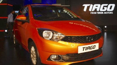 Tata Tiago front launched