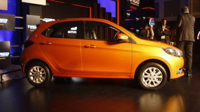 Tata Tiago side launched
