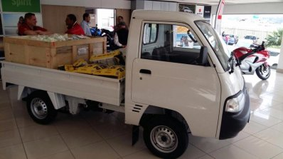 India Made Suzuki Super Carry Arrives In South Africa
