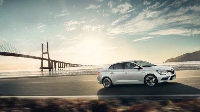 2016 Renault Megane Sedan in motion