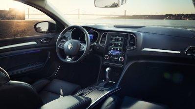 2016 Renault Megane Sedan interior dashboard