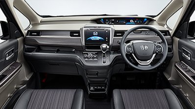 2016 Honda Freed Mini Mpv S Interior Images Revealed