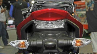 New Yamaha Aerox155 taillamp at Thai Motor Expo