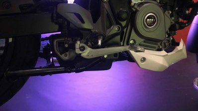 Bajaj Pulsar 200NS rear brake pedal