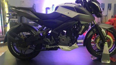 Bajaj Pulsar 200NS side